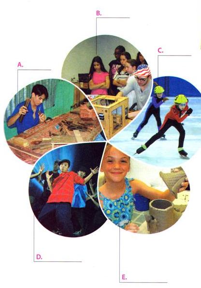 Giải bài tập Tiếng Anh lớp 7 mới Unit 1: My hobbies