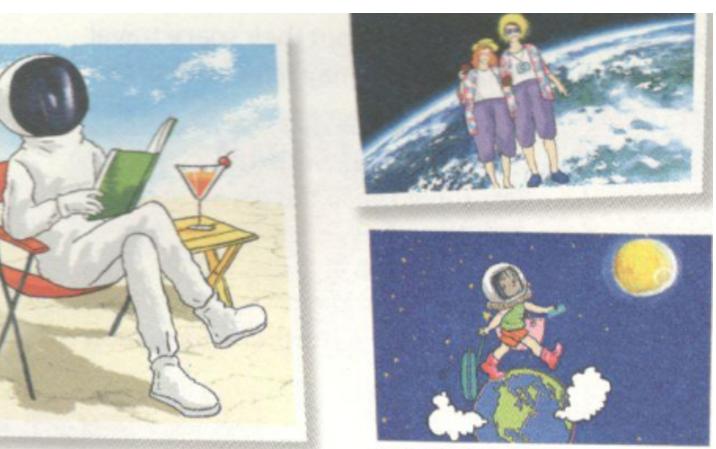 Giải bài tập Tiếng Anh lớp 9 mới Unit 10: Space travel