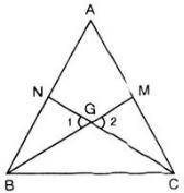 Giải Toán lớp 7 Bài 4: Tính chất ba đường trung tuyến của tam giác
